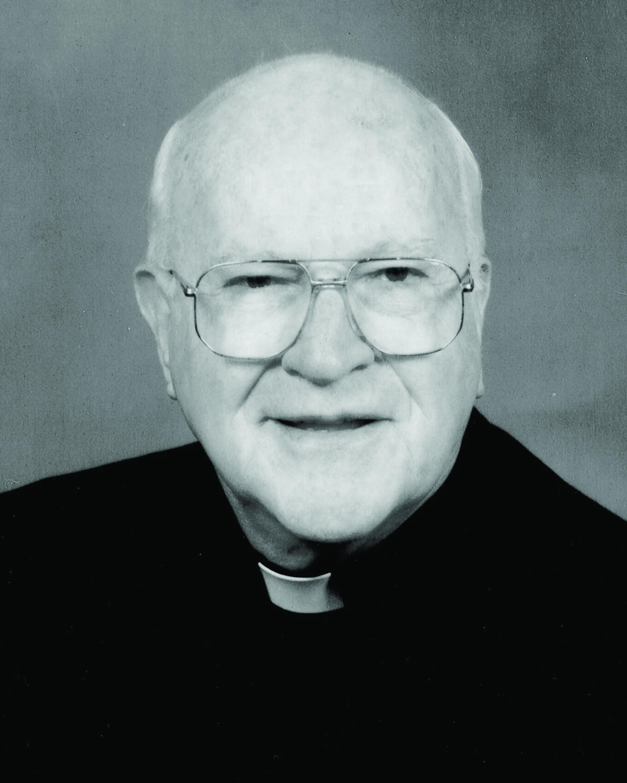 Msgr. Ambrose Cunningham, Pastor, 1983-2006