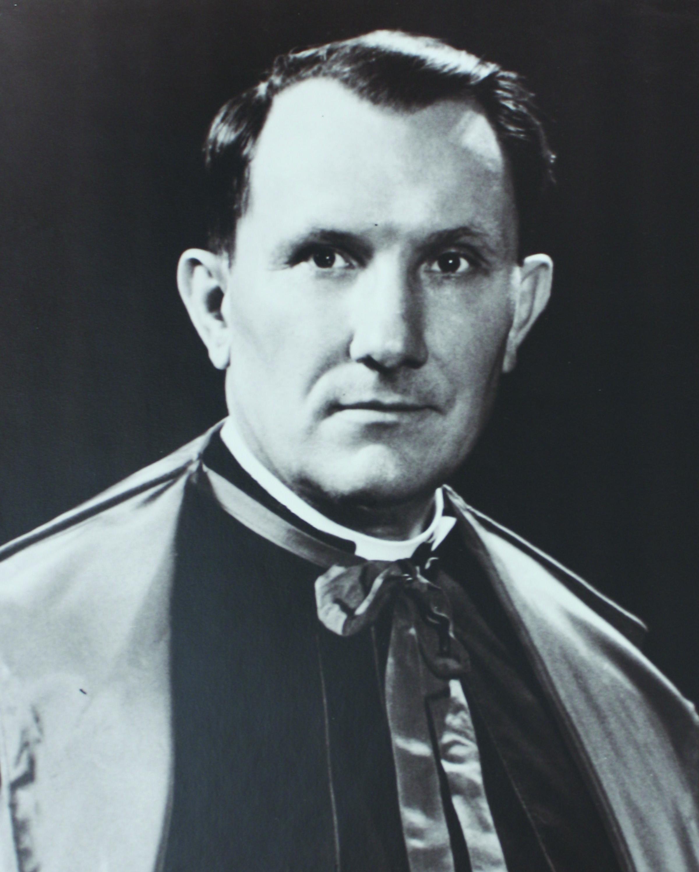 Msgr. Thomas J. Jordan, Pastor, 1946-1957