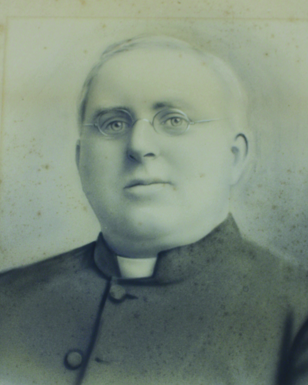 Fr. John Lockney, Founding Pastor, 1898-1913