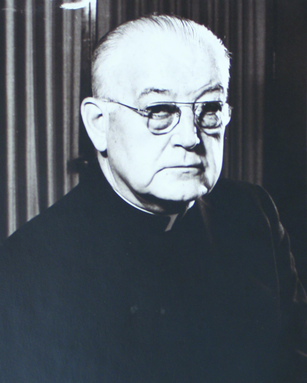 Fr. J. Walter McGuinn, Pastor, 1957-1960