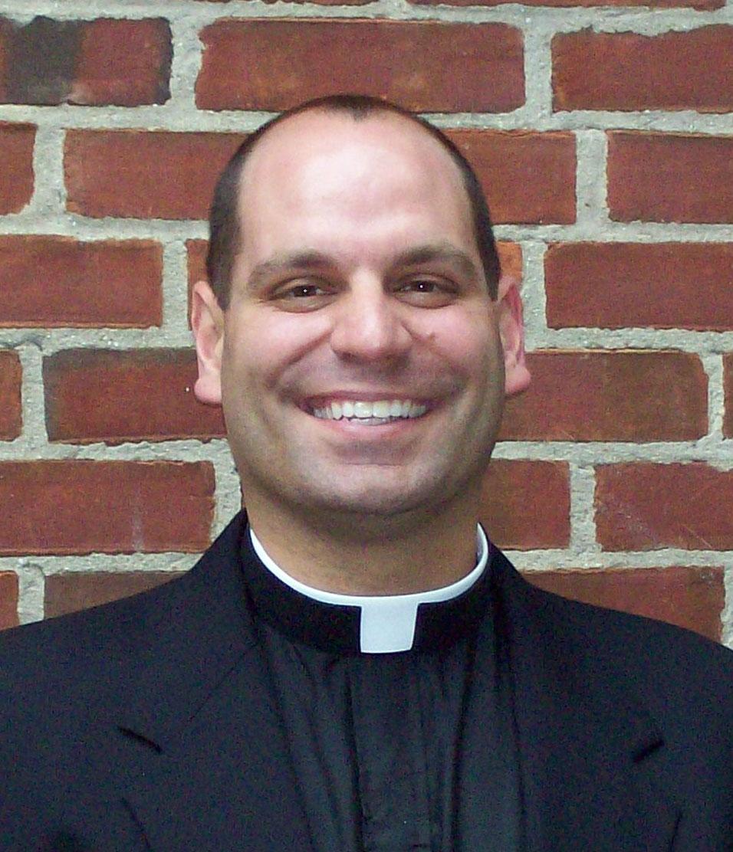 Fr. Luke Spannagel, Pastor, 2019-