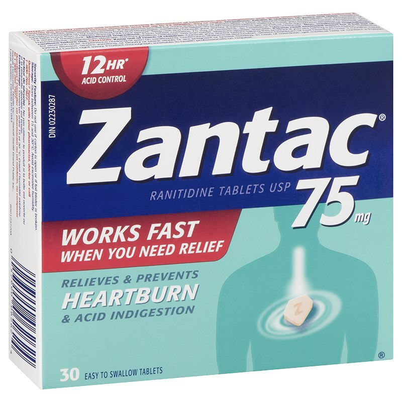 Health Canada stops distribution of Ranitidine, also known as the brand name Zantac.