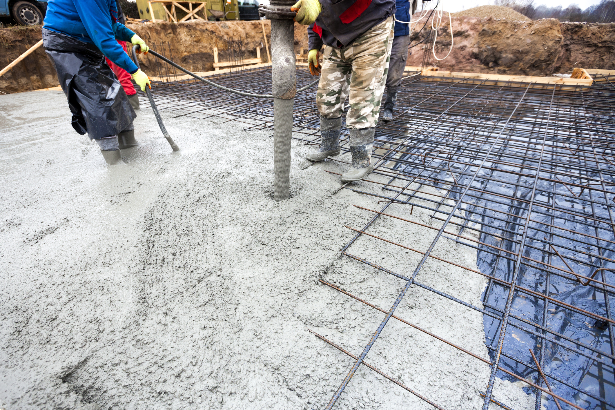 engineered foundations - Conventional, Post-Tensioned, Pier and Beam, Pier-supported Slabs