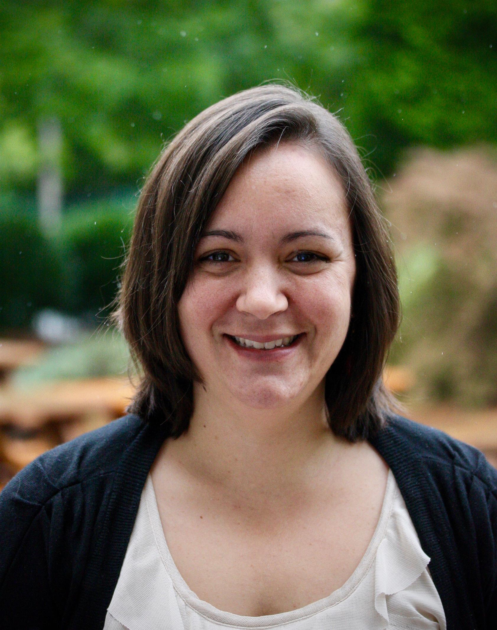 Cherie Weber, Nursery Coordinator