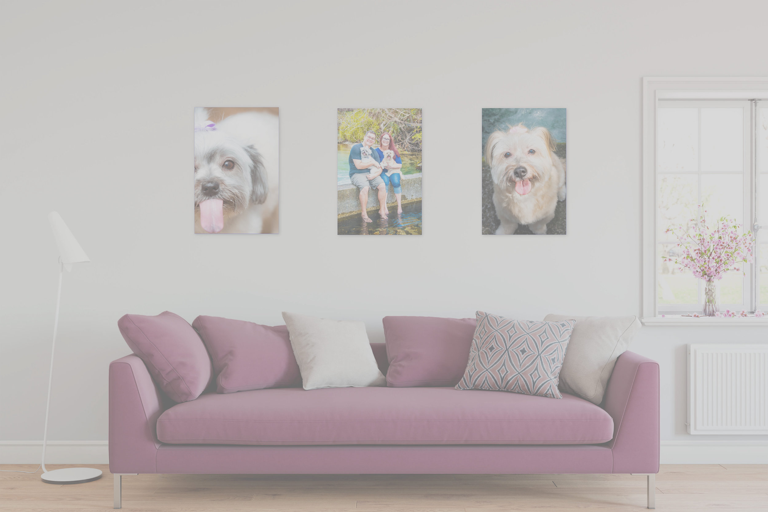 Fine Art - Wall art is printed with archival ink & will last for a lifetime. Starting at only $119