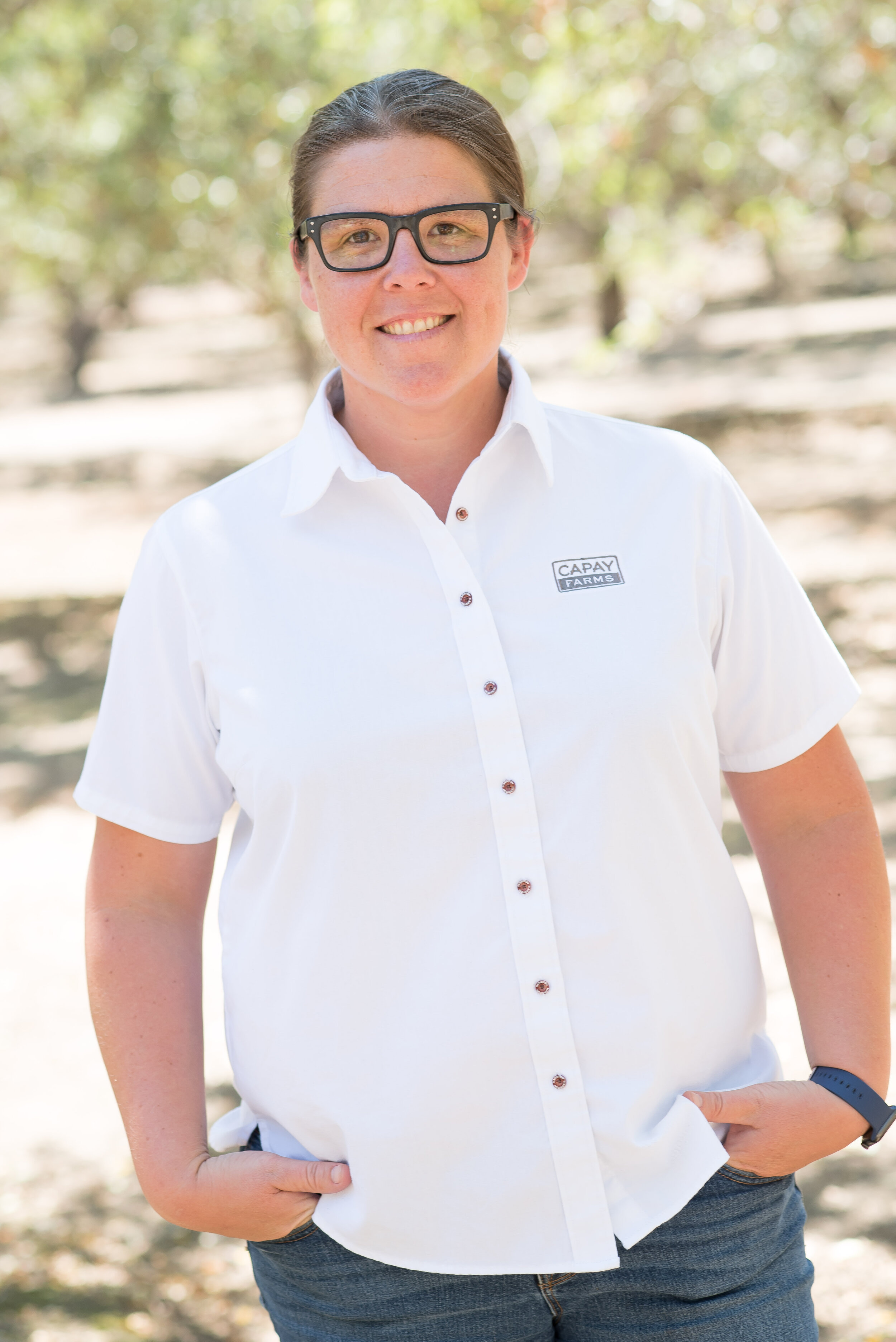 Jen Goddard   Equipment Operations Manager