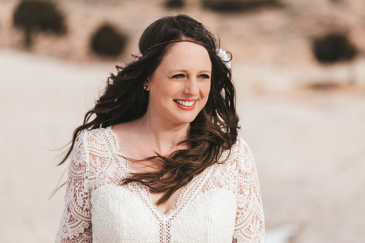 bride-in-utah-desert