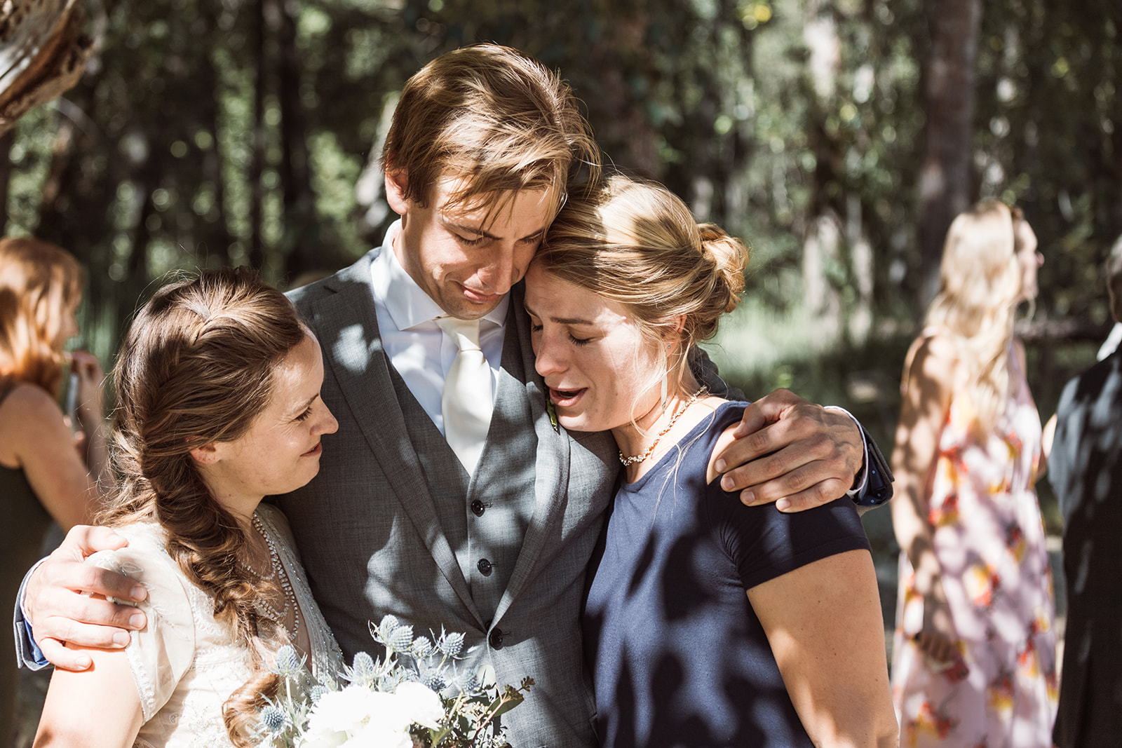 groom-hugs-bride-sister