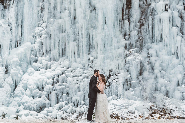 ice-waterfall-elopement