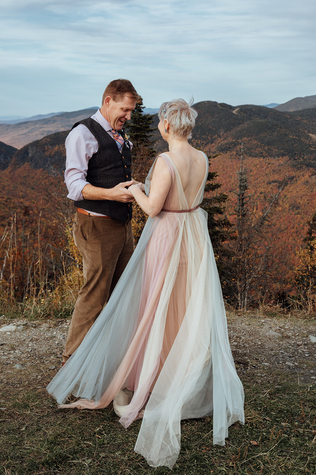 Alternative Wedding Dress Options Swell Stone