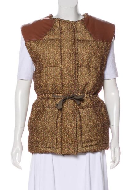 Isabel Marant  Vest $104