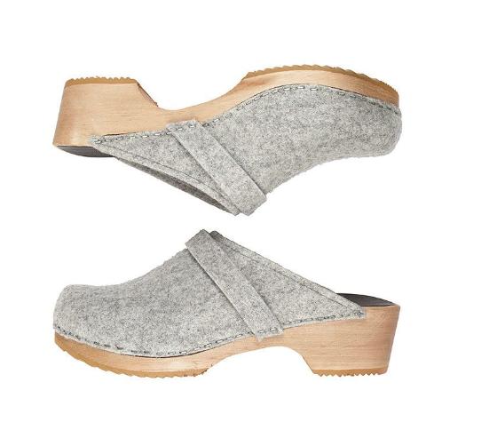 Wool Clog $95