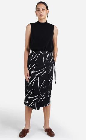 Matter Wrap Skirt $119