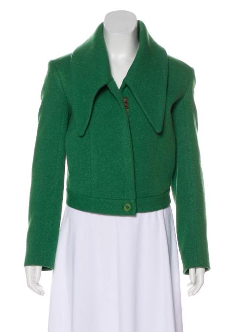 Wool Jacket $124
