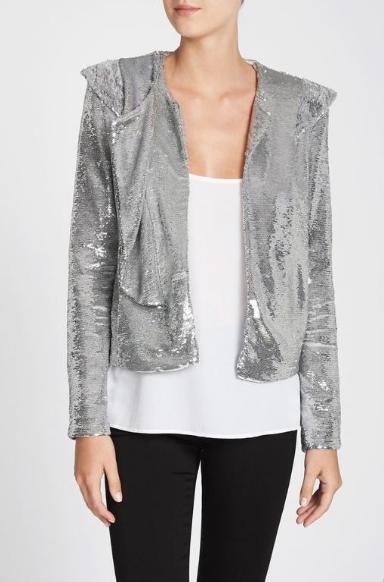 Silver Jacket $261