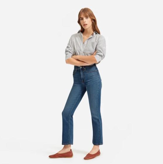 Skinny Boot-Cut $78