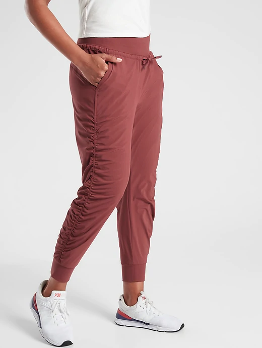 Cozy Lined Jogger