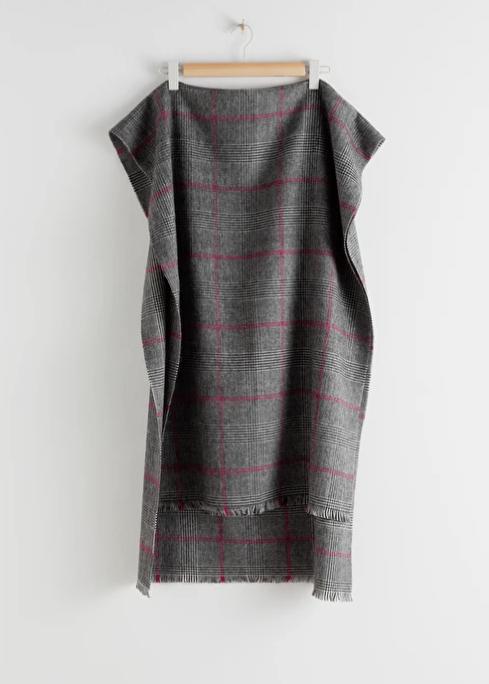 Wool Scarf $89