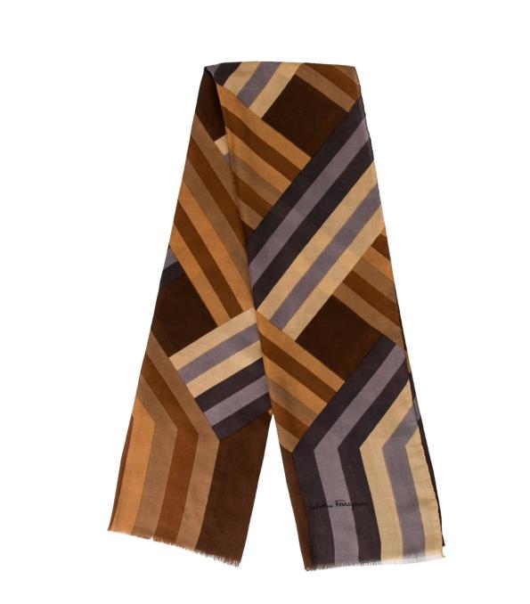 Ferragamo Wool Scarf $60