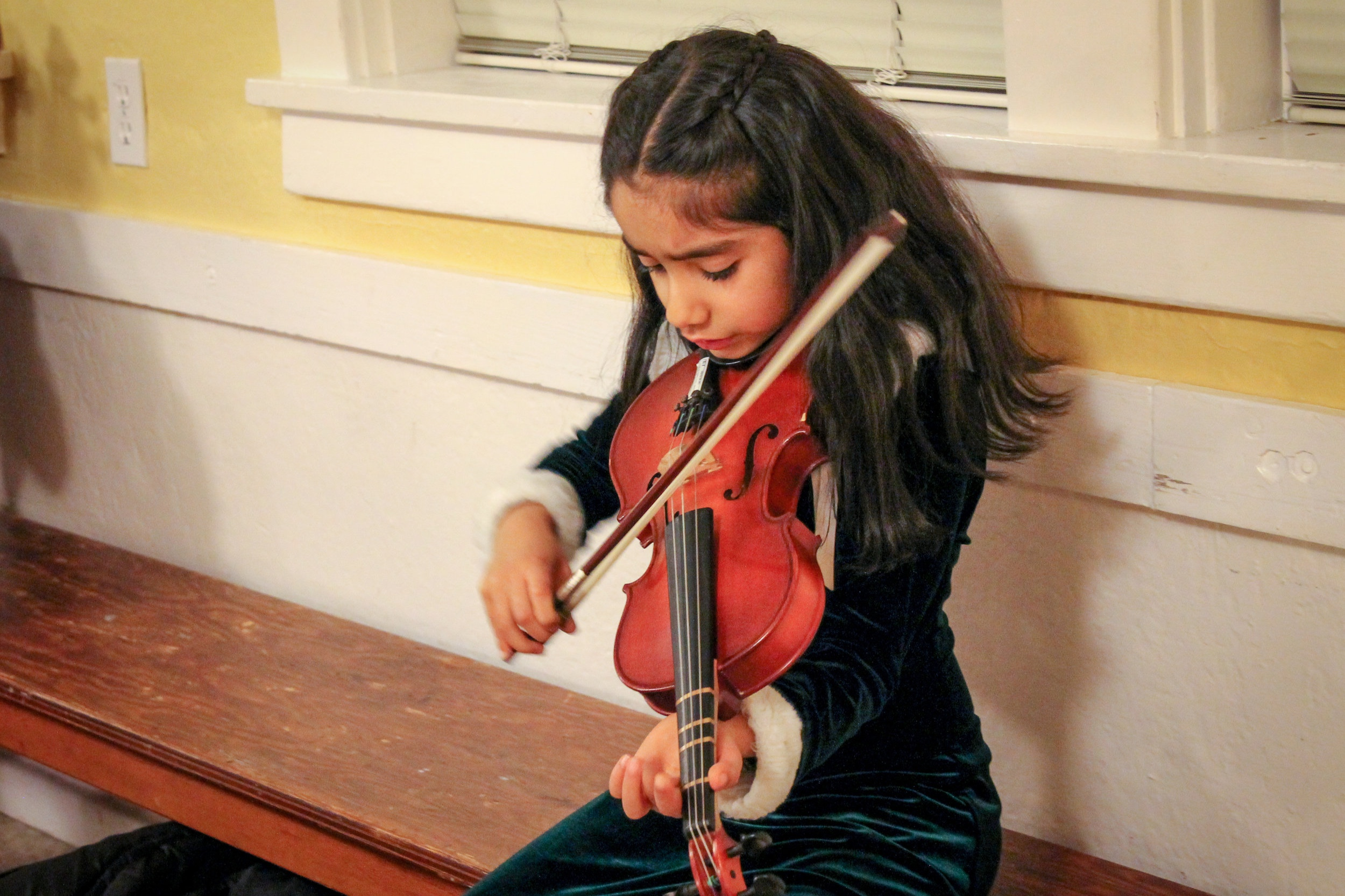 Young Strings Outreach -