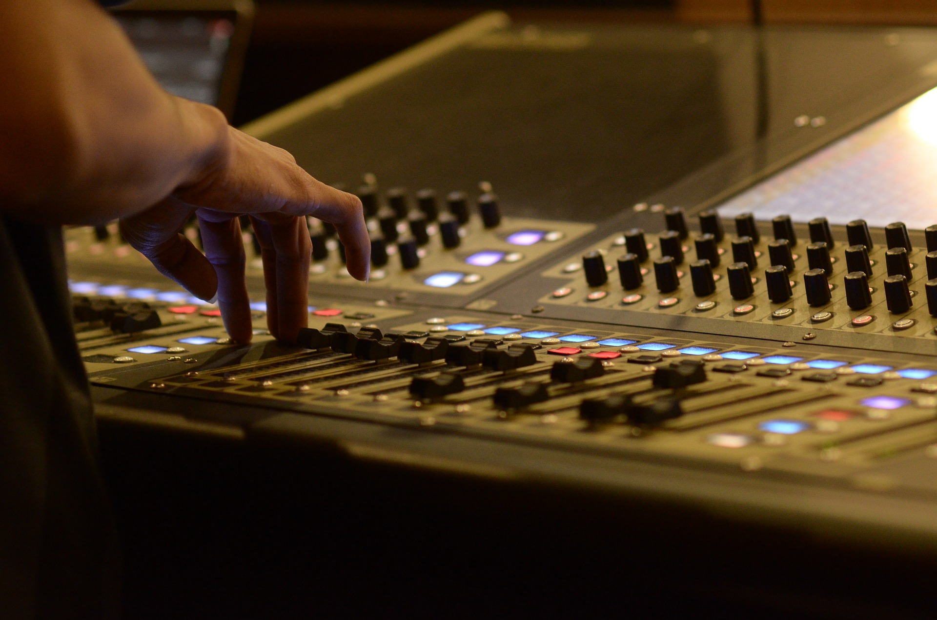 Audio Services - Live Event Production, System Design & Installation, Studio Design & Consulting