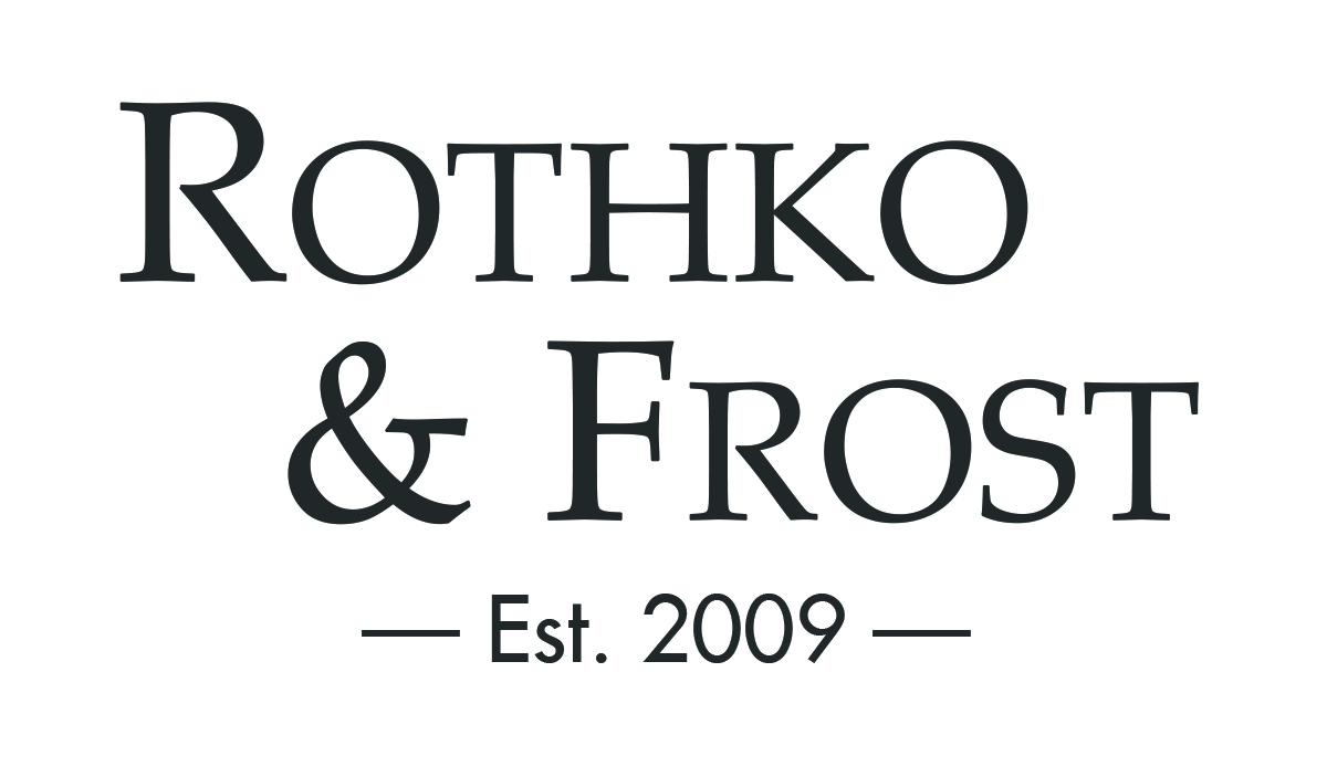 Rothko and Frost - Region: UK and WorldwideType: Retail and DistributionRange: Full rangeBuy Online: www.rothkoandfrost.com