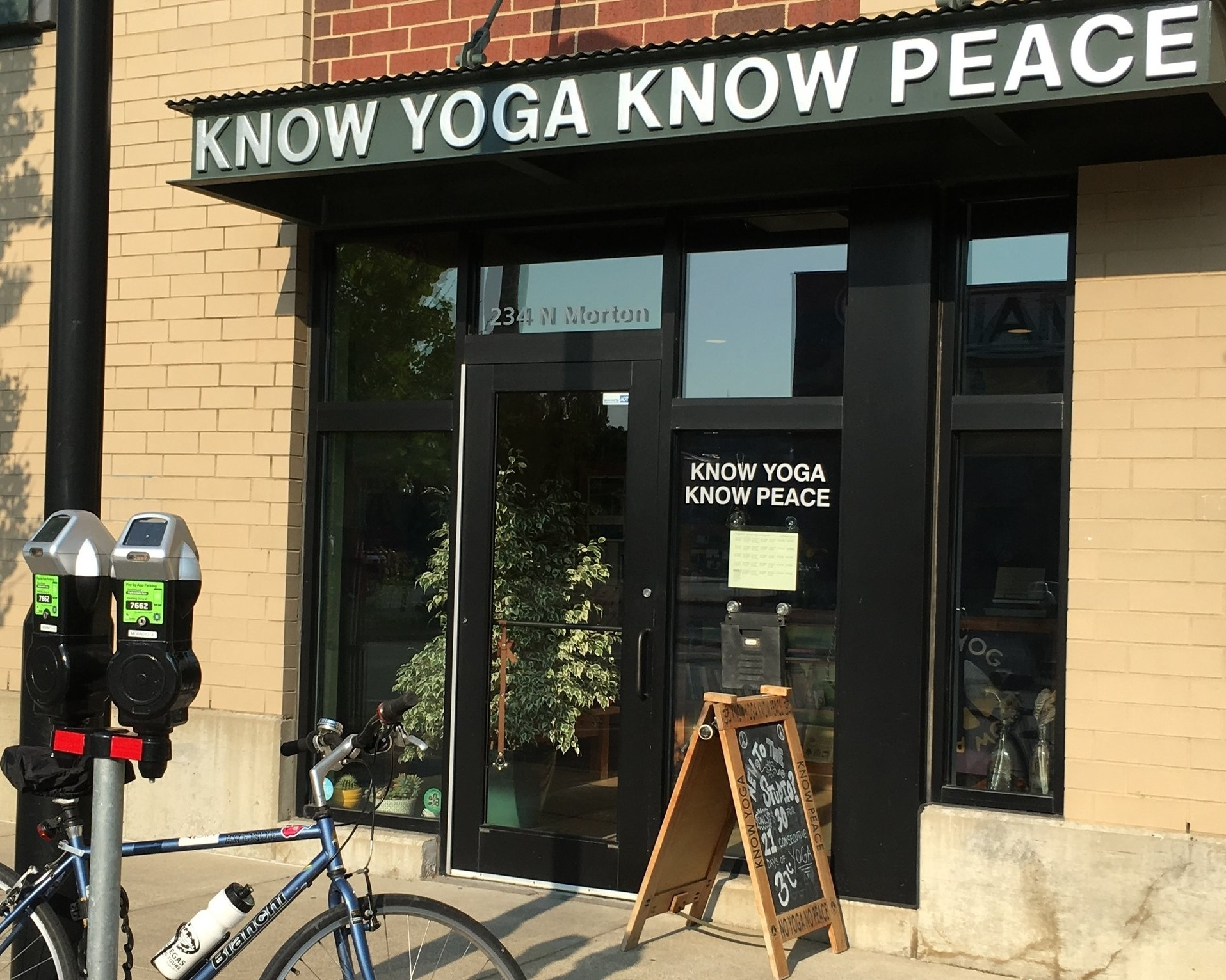 New Student Special - KYKP Yoga Studio in Bloomington, Indiana, IN - Hot Yoga - Ghosh Hatha, Bikram, Vinyasa, Meditation
