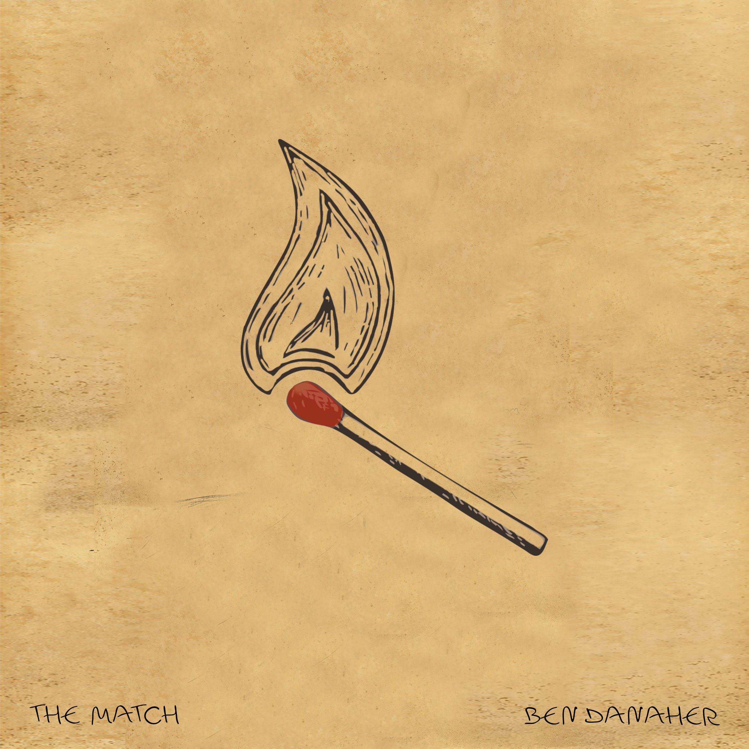 Ben Danaher - The Match.jpg
