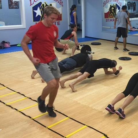 Group Fitness - Get in great shape with our HIIT fitness classes!