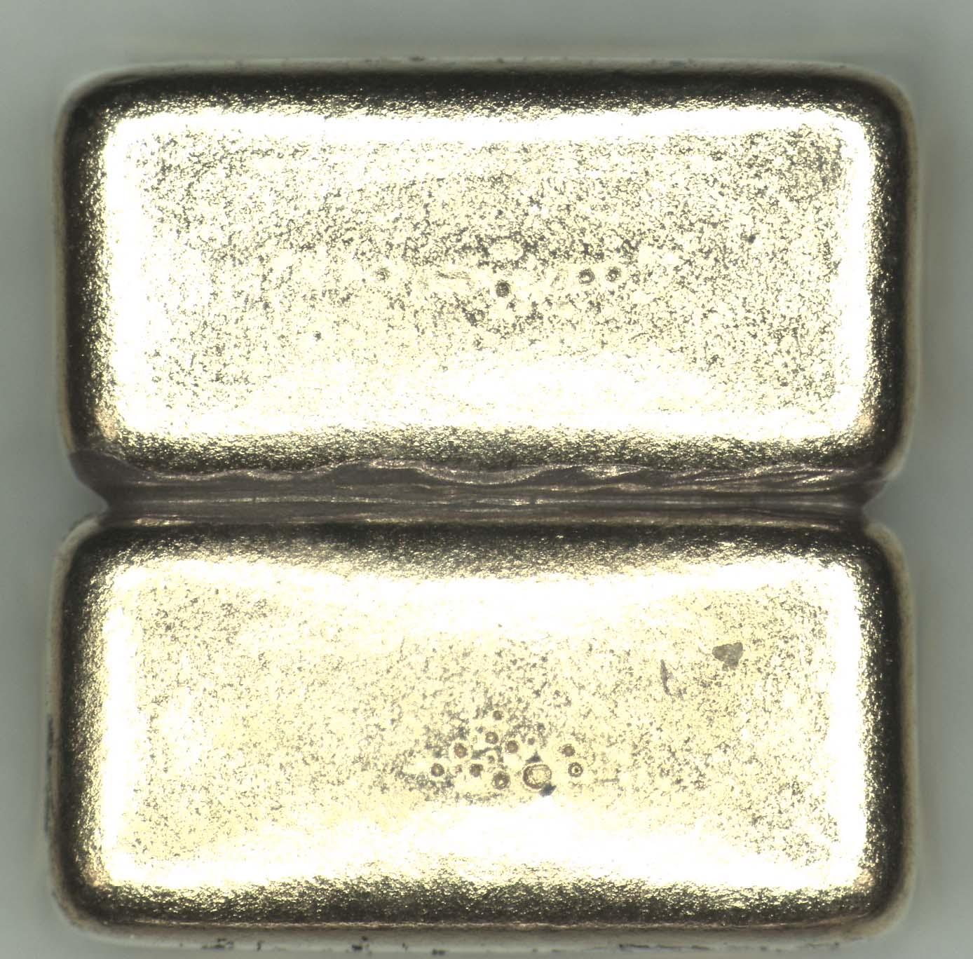 Au-plated transistors