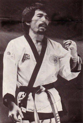 Grandmaster Tae Hee Yi