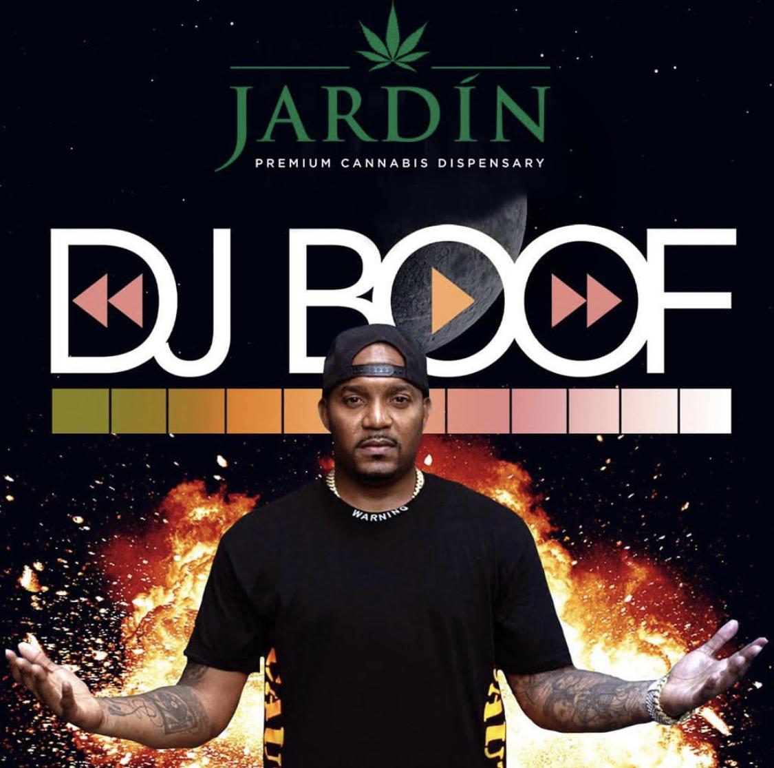 DJ BOOF COLLAB WITH JARDIN -