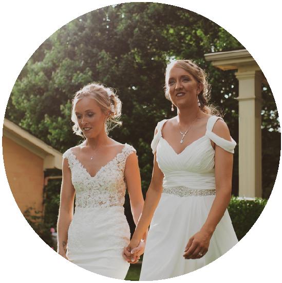 LBGTQ Wedding photographer Lexington Kentucky
