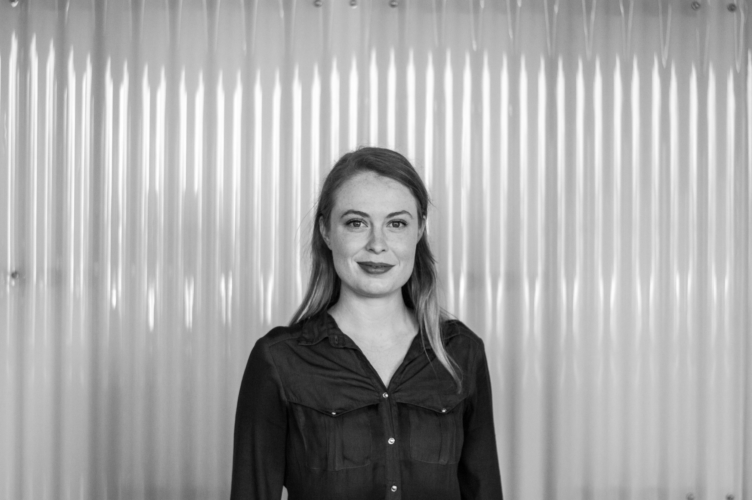 Sarah Asher  |  Graduate Architect