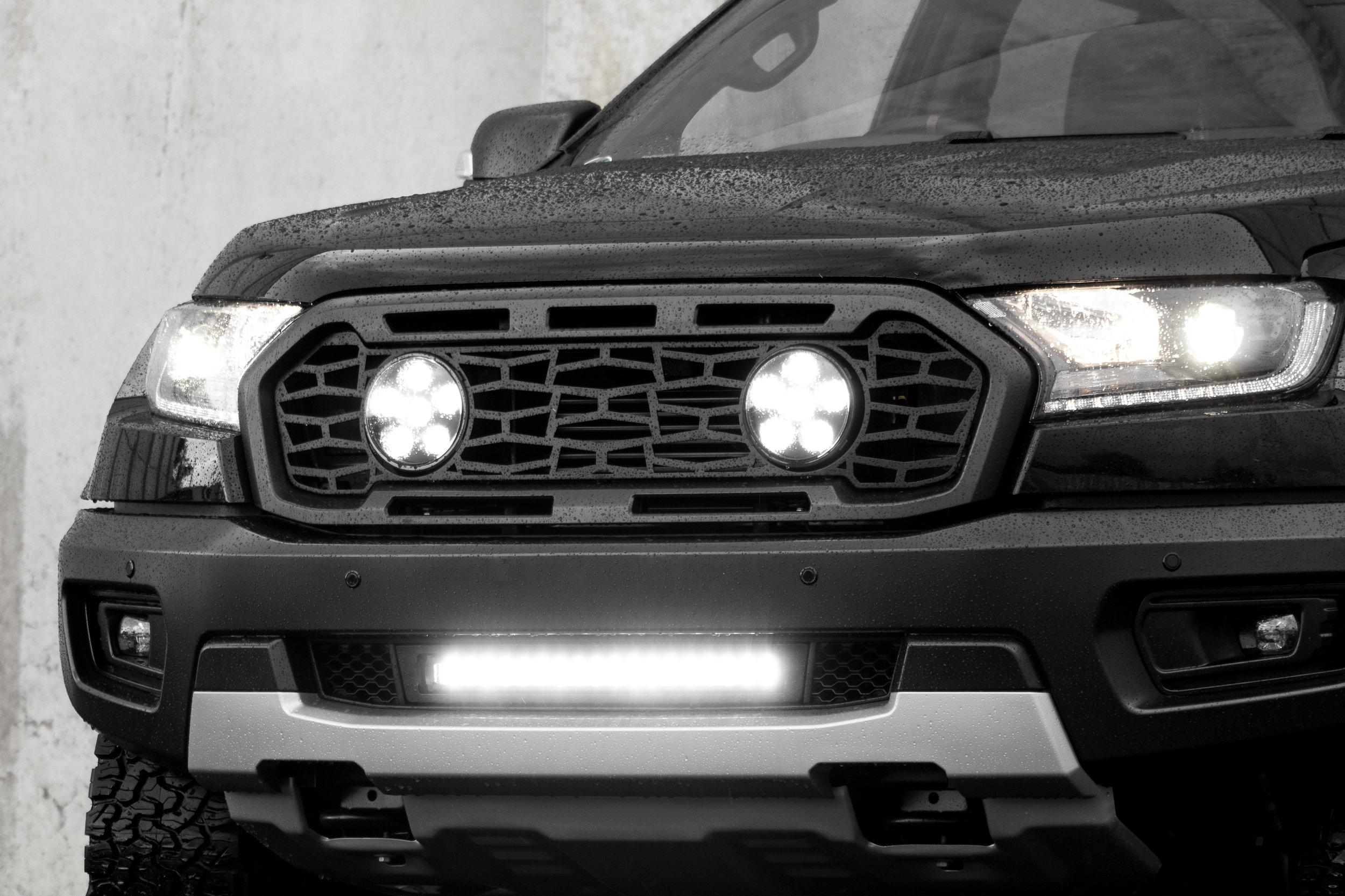 RVE-Ford-Ranger-Raptor-Grille-Mesh-Upgrade-with-Spot-Lights-1.jpg