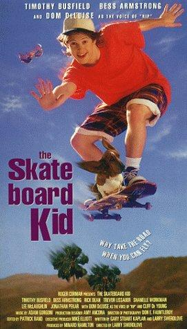 The Skateboard Kid