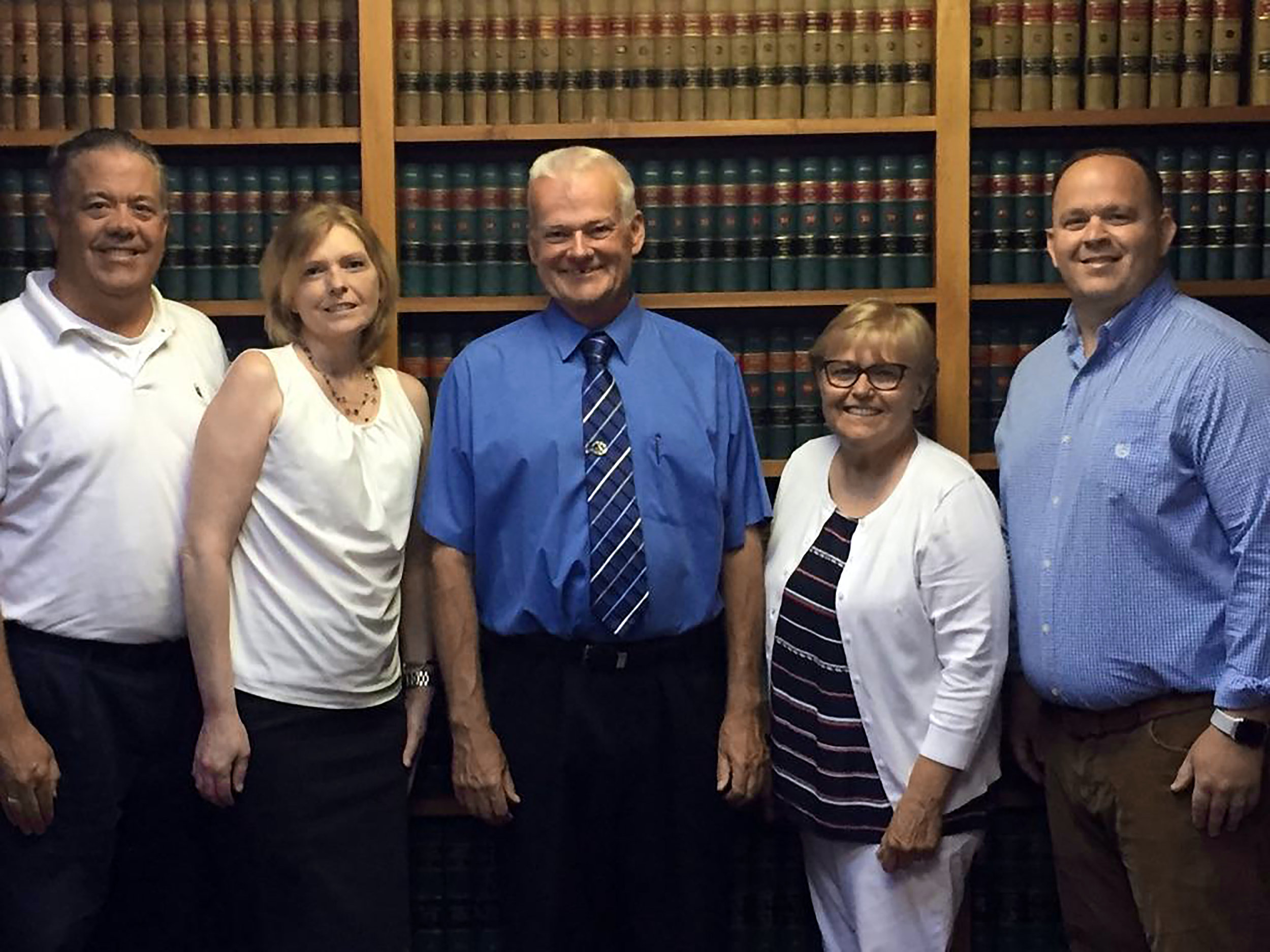 - 2019 Town of Geddes Candidates