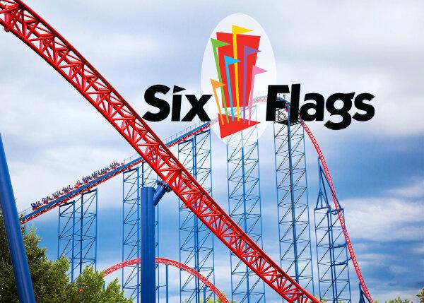 Six Flags Magic Mountain - Black Car Service, Six Flags