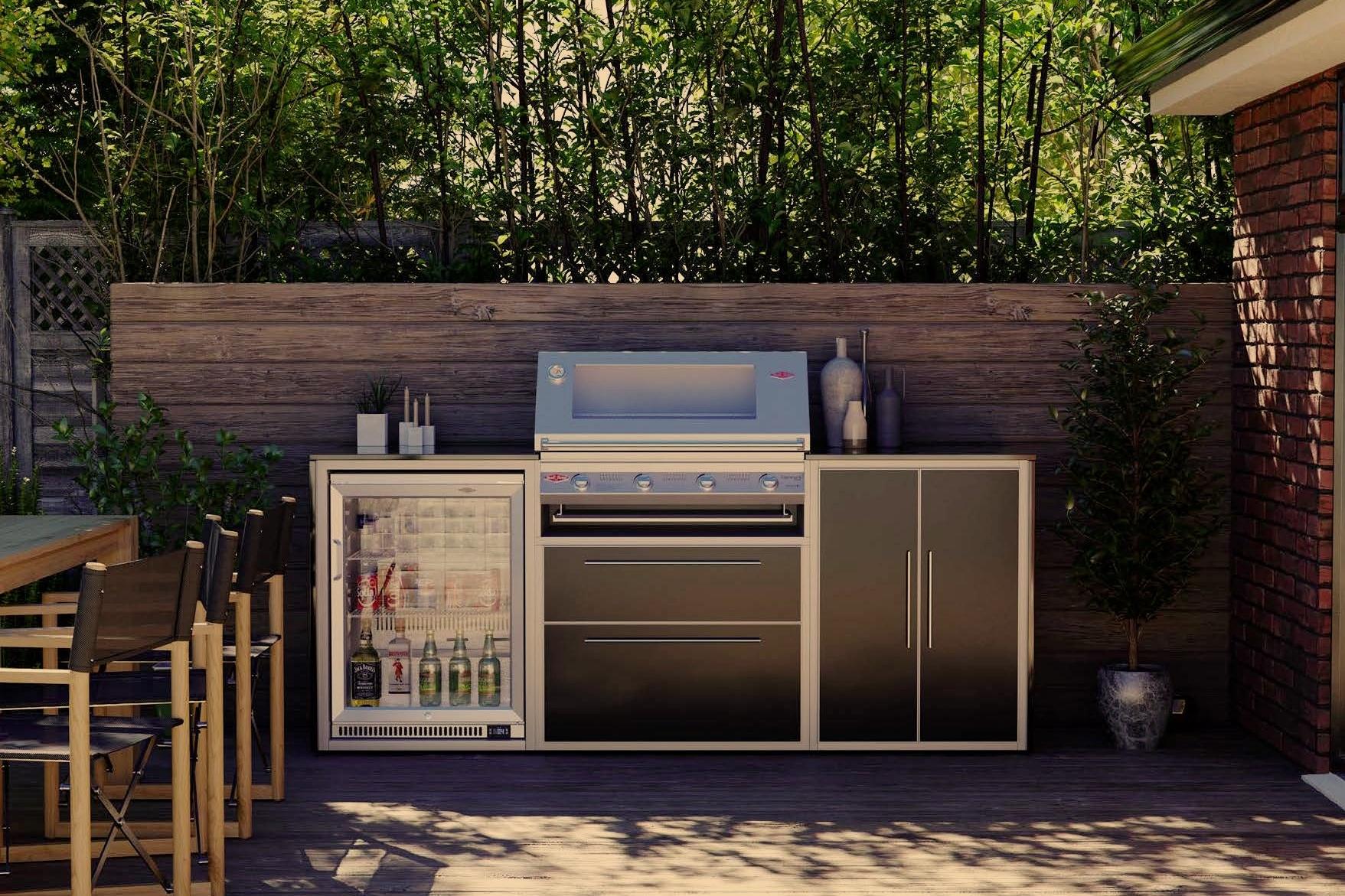Outdoor Kitchen Design Installation Surrey Richmond Bbq Kitchens