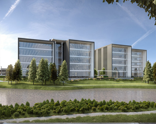 400 Longwater Avenue gets the go-ahead - Construction is due to begin in February 2019 of 228,000 sq ft of office space at 400 Longwater Avenue, Green Park, Reading. Framed by willow-lined swales and the park's mature tree planting the two new office blocks provide a complementary addition to the business park.November 2018