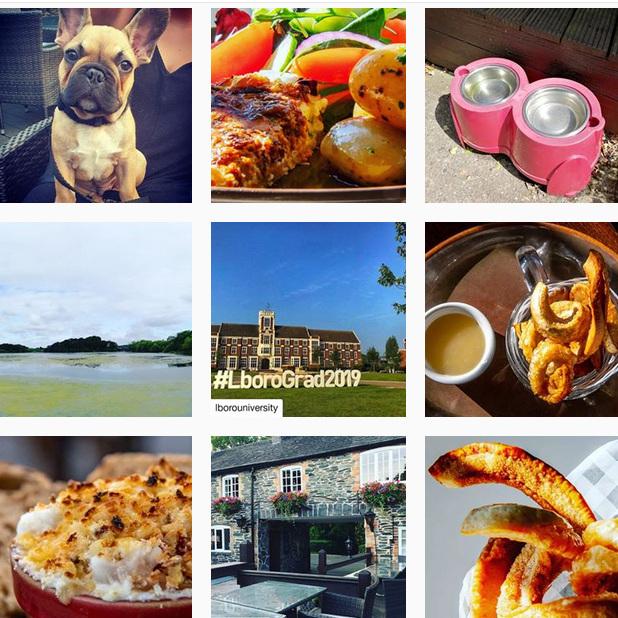 The Wheatsheaf Inn Instagram account    @wheatsheafinn_woodhouse