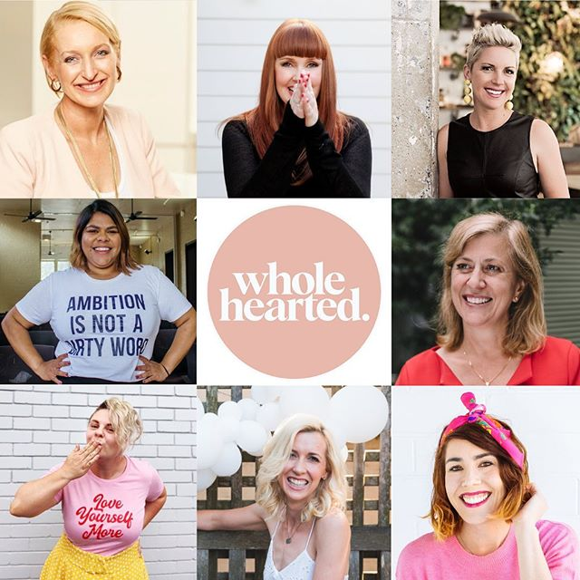 Wholehearted is officially live! Hello Instagram!! 👋My name's Bec and this is Wholehearted, a 1 day live event in Sydney with a brilliant line up of women speakers set to shake up your soul, shift your thinking and inspire you to go after your dreams.  These are just some of the brilliant women sharing their knowledge on wellness, purpose, soulfulness, productivity, motherhood and mindfulness! The day is full, but without the hustle. 👌We'll eat good food, we'll learn, we'll laugh and all of the proceeds go towards an organisation I believe in wholeheartedly, @thehungerprojectau ! See the link in bio for tickets. I'd love you to come and play! 💕🙏🏻 @megandallacamina @melanienoden @emmahogan1974 @dixie_crawford @confetti_rebels @hipster_mum @alihill @carlii_lyon @danielledimasi @eqminds @anthia_koullouros_naturopath @lorraineremarks @nancy.youssef_ny @emelipaulo @oliviaruello 🙏🏻
