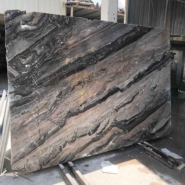 Grigio Orobico.  250x170  #marble#natural#slab#black#grey#green#colors#stone#beautiful#interiordesign#photooftheday#design#photography#decor#love#designer#lebanesedesigners#factory#lebanon#beirut#marmgroup