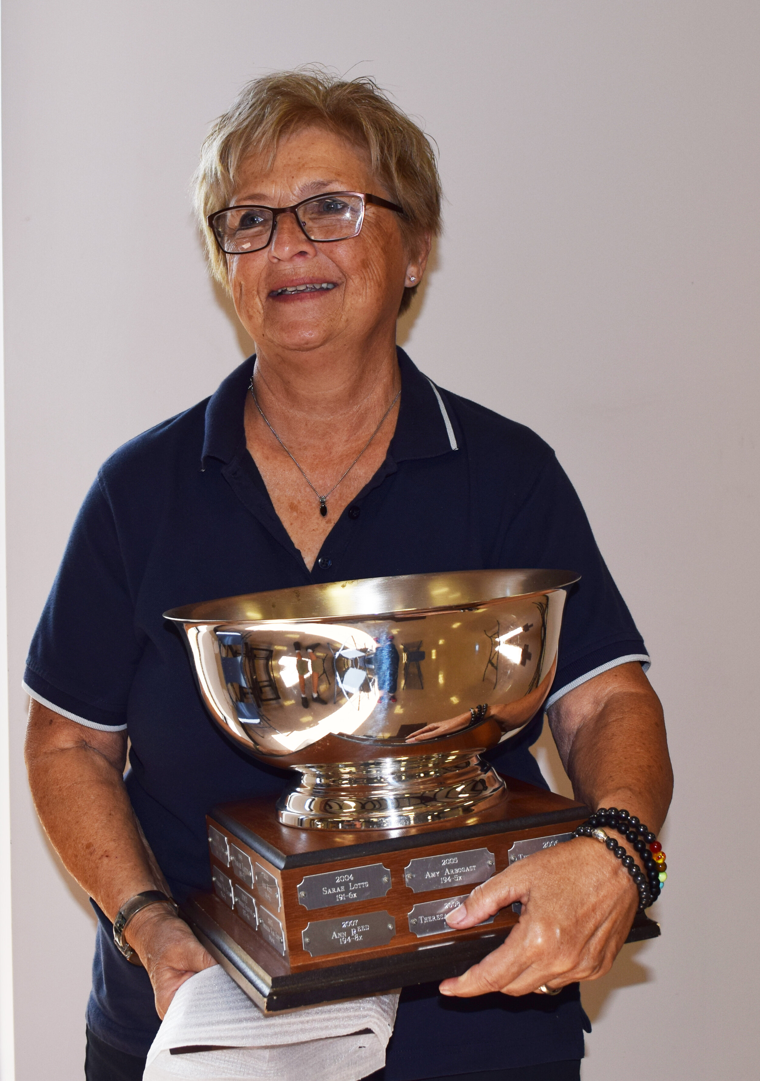 Ann Reed - Aggregate B - Women's Rifle Championship Winner