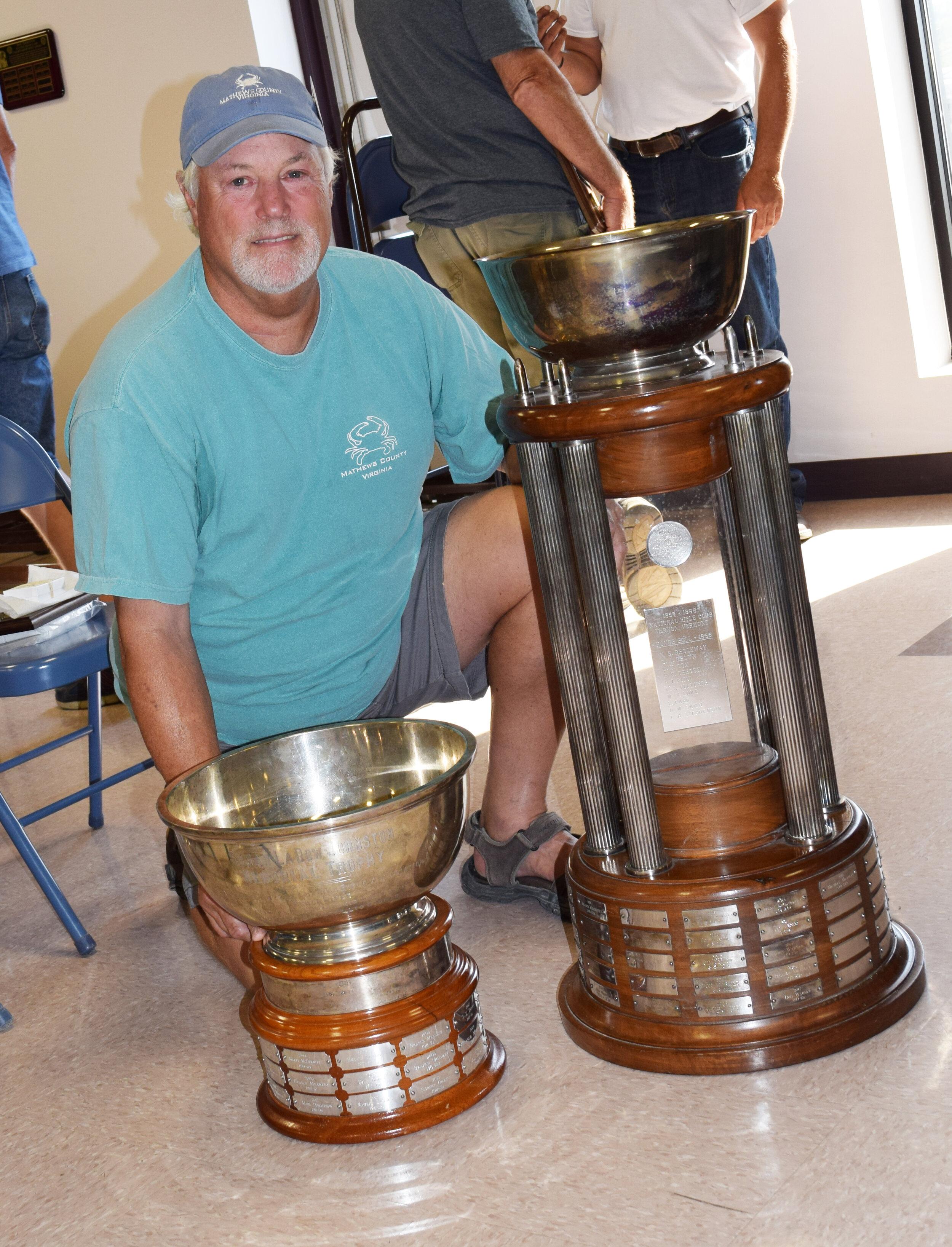 E. Branch Meanley - Aggregate R - Susan Johnston Memorial Championship and Aggregate J - Phil Orem Memorial Slug Gun Championship Winner