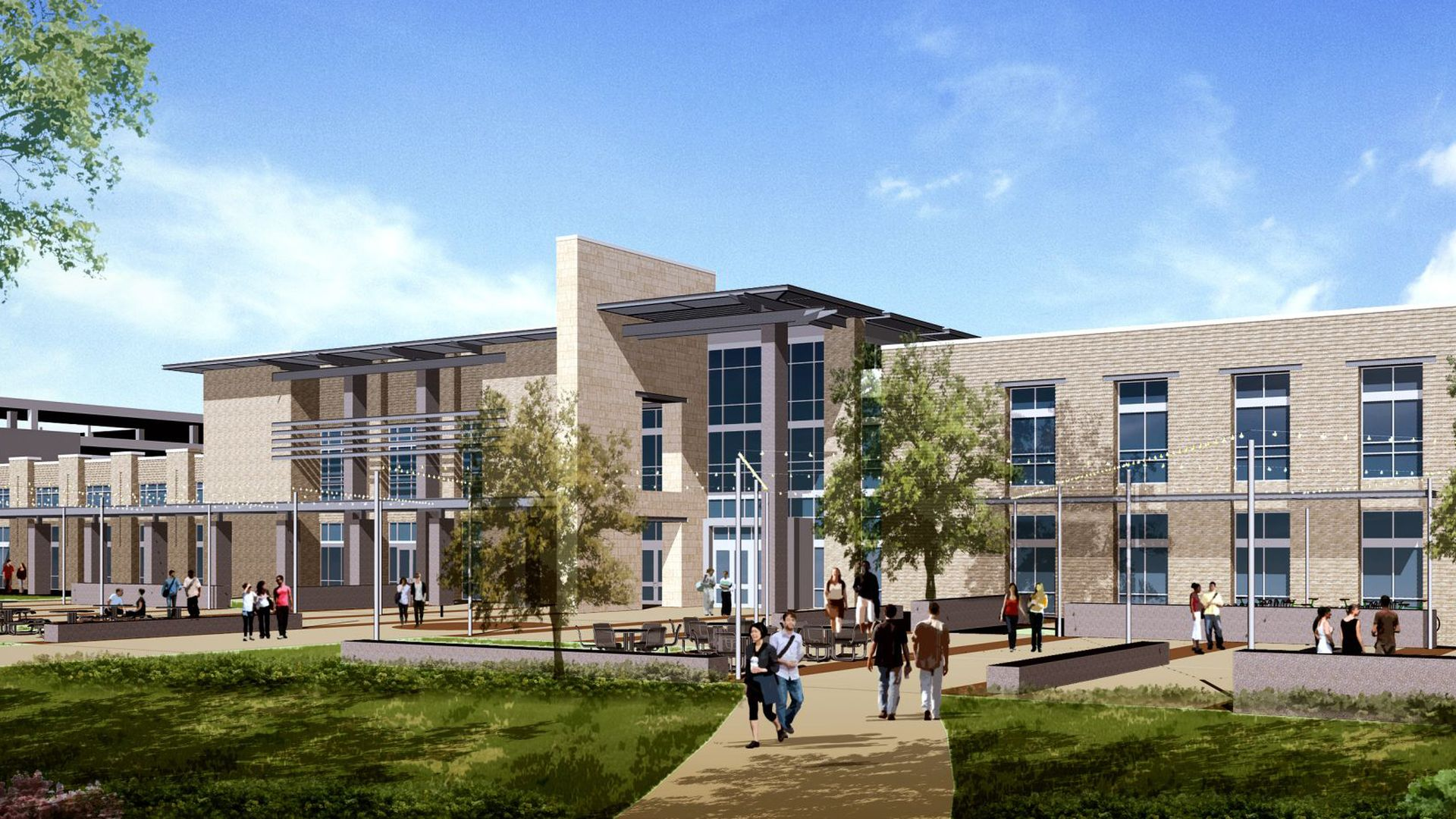 TAMU West Campus Housing Study  Planning | Village-like | Community | Dining | Social Spaces | Community Learning Center