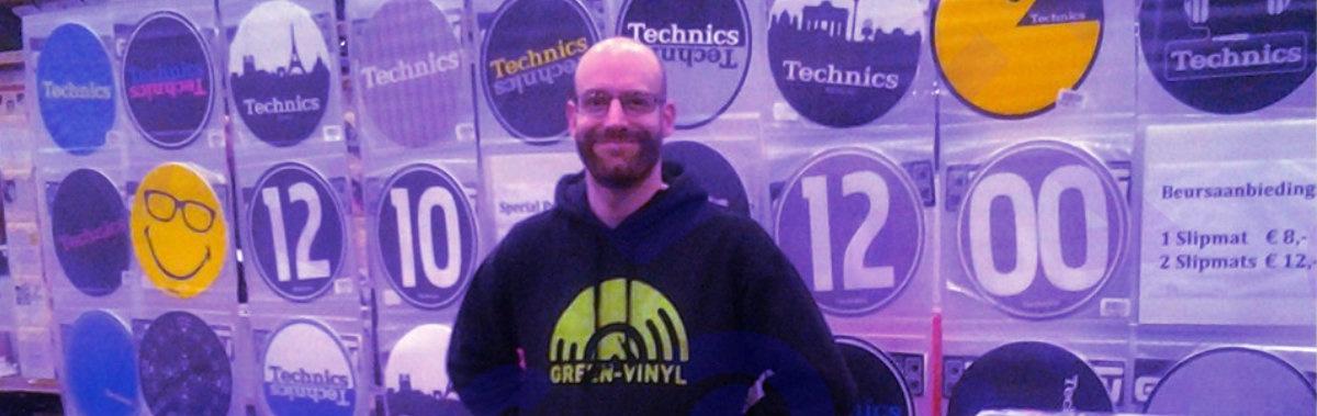 Frank Groen Green Vinyl