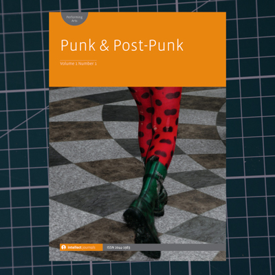 punk and post-punk - Punk & Post-Punk Vol.1 No.1Article entitled From 'London's Burning' to 'Sten Guns in Sunderland', published by Intellect Ltd, Bristol. Punk & Post-Punk Volume 1:1, Autumn 2011, pp.41-70.