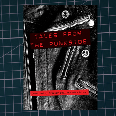 tales from the punkside - Collaboration with Mike Dines and Greg Bull. Limited edition punk anthology of independent writing and artwork. Chapter by Russ Bestley entitled Am I an Anarchist? A Tale of Anarcho Curiosity, pp.29-32. Published by Itchy Monkey Press, Portsmouth and Active Distribution, Summer 2015.