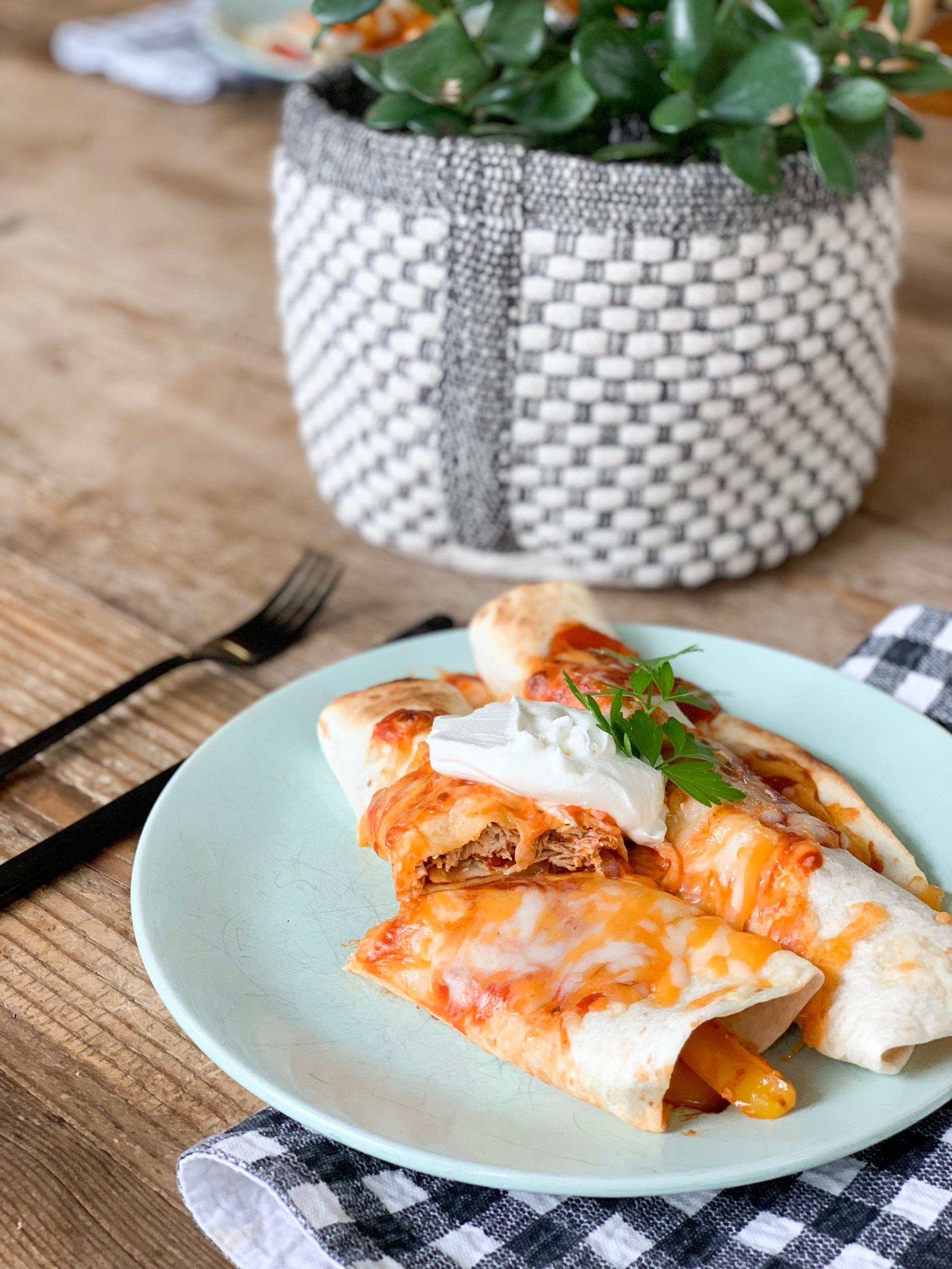Ohmydearblog enchiladas